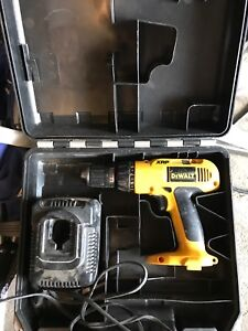Dewalt XRP 14.4V drill machine with box