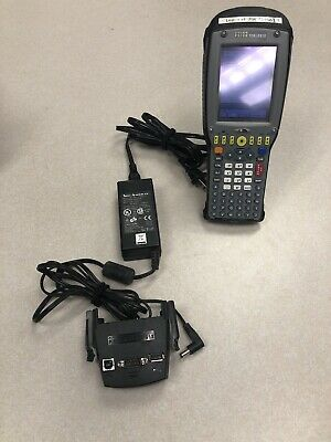 Psion Teklogix 7535 Handheld Scanner With Charger