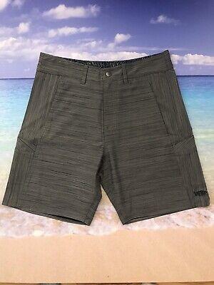Skeeter Aftco Khaki Fishing Shorts Size 36