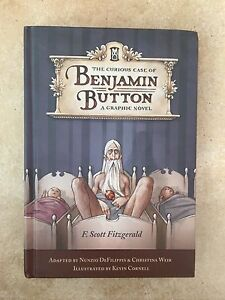The Curious Case of Benjamin Button by F.Scott Fitzgerald