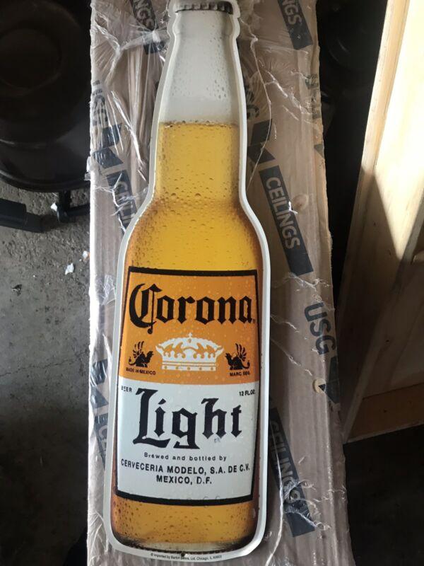Corona Tin Sign