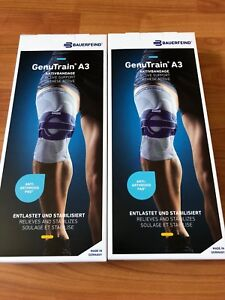 Bauerfeind Genutrain A3 Active Support Knee Brace