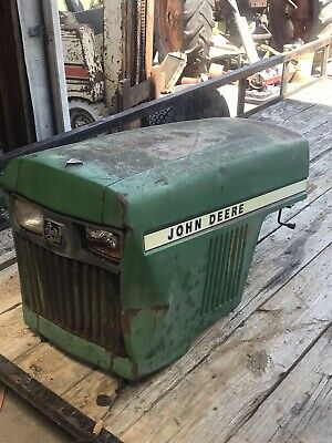 John Deere 850 Tractor Hood