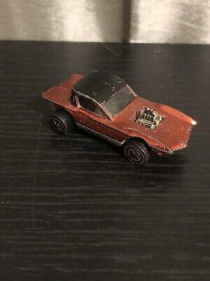 Vintage Hot Wheels Car Redlines 1968 Python Orange