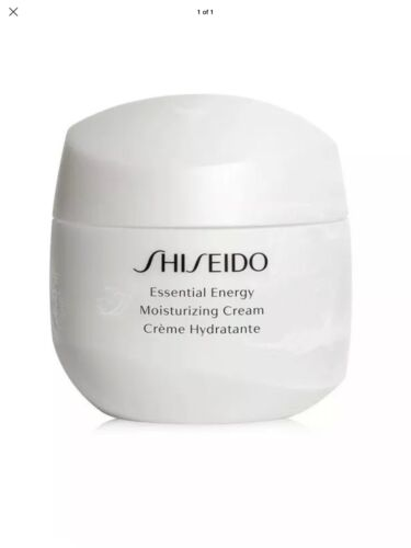SHISEIDO Essential Energy Moisturizing Cream Size 50 ml/1.7