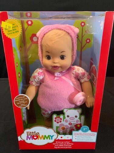 Little Mommy Dress Up Cutie Bunny Doll