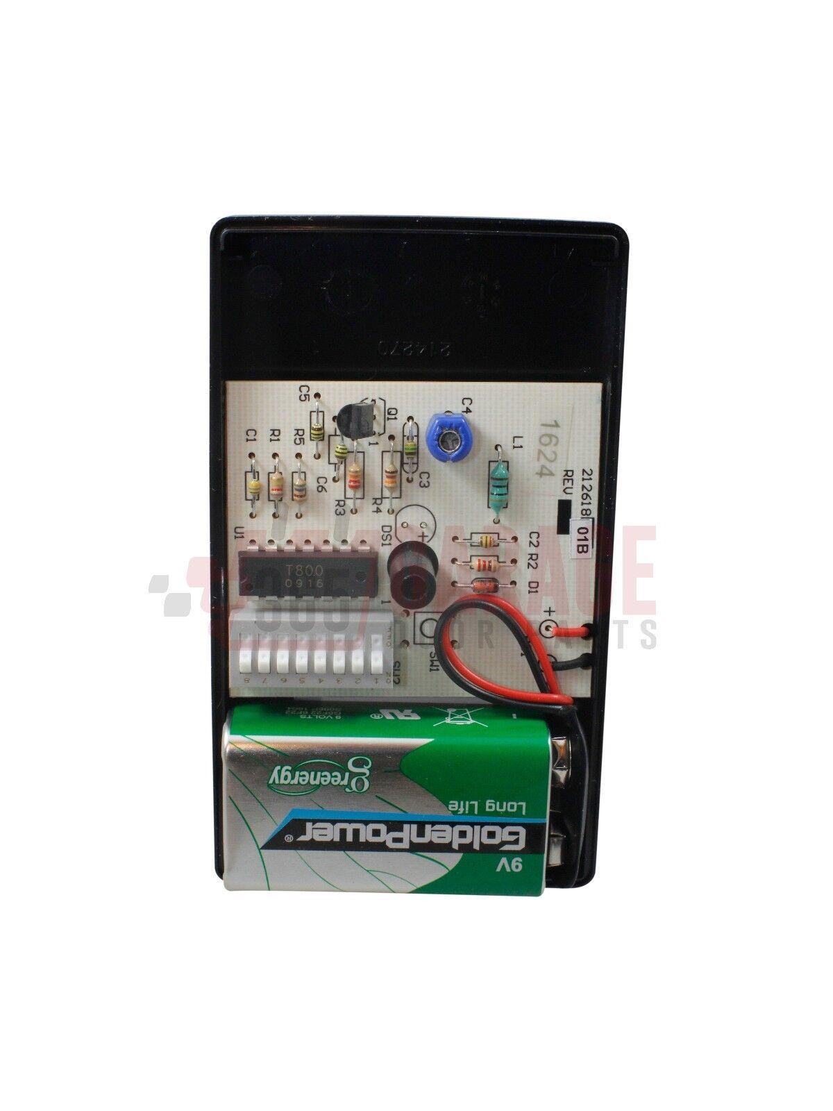 Linear Delta 3 Dt Dta Dtd Dtc Garage Door Remote Dnt00002a Ebay