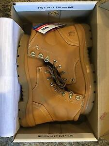 New Steel Blue Work Boots Gladesville Ryde Area Preview