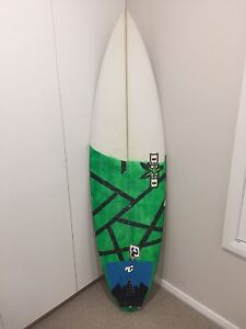 Surfboard DHD Ducks Nuts - Mick Fanning Salamander Bay Port Stephens Area Preview
