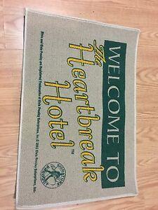 Cool brand new door mat