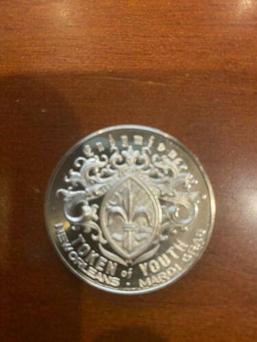 Endymion 1970 .999 Silver Doubloon (Coronation)