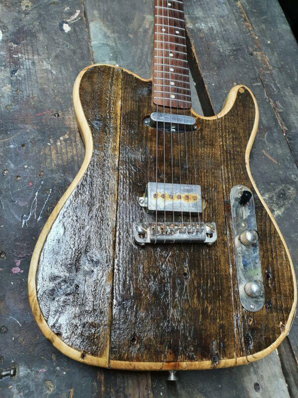 AG Custom Guitars right handed telecaster