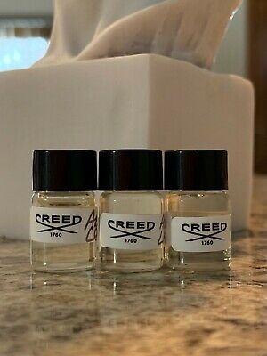 Creed Royal Princess Oud Women's (3)3ml Sample Bottles Free Bag 100% Authentic