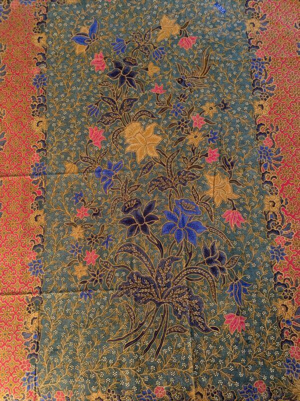 "Vintage Indonesian Batik ""Kain"""