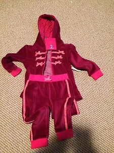 BNWT girls track suit