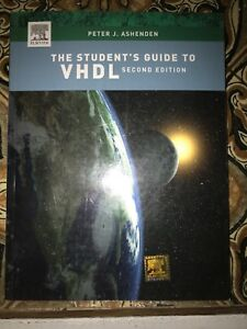 The students guide to VHDL by ashenden
