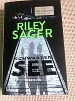 Schwarzer See von Riley Sager Bayern - Beilngries Vorschau