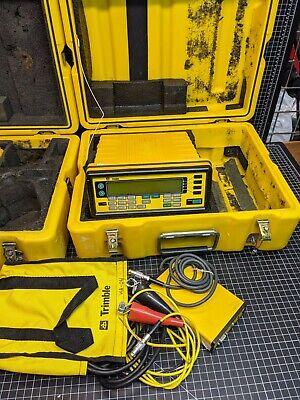 Trimble 4000sse Gps Survey Gnss Receiver 12v Battery Charger 4000ssi 4000 Sse