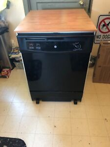 GE portable dishwasher (very little use)