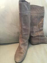 Witchery leather boots Cronulla Sutherland Area Preview
