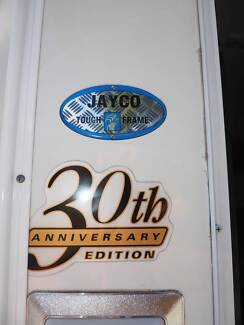 Jayco Outback Freedom 30th Anniversary Edition 2005 Caboolture Area Preview
