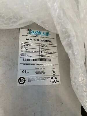 Dunlee Da 165 Xray Tube Replacement Ge Hispeed Advantage Cti Ct X-ray D3102t