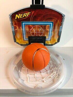 Hasbro Nerf Nite Jam Nerfoop Basketball Game 2008, GLOW IN THE DARK BALL