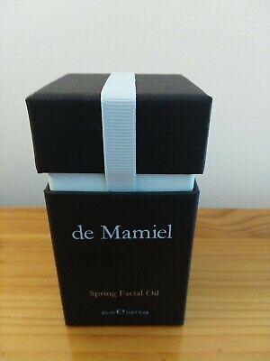 de Mamiel Spring Facial Oil