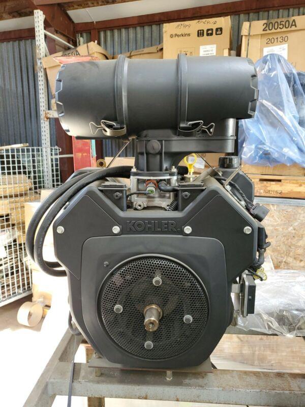 25HP PCH740-3015 Kohler Engine Horizontal Stub Shaft For Walker Mowers