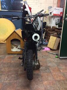 1 year old lifan engine thumpstar dirt bike St Kilda Port Phillip Preview