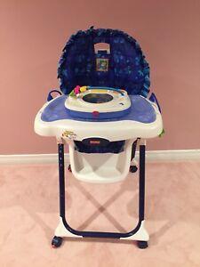 baby einstein high chair