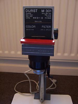 Durst M301 Photo Enlarger with Minolta Lens