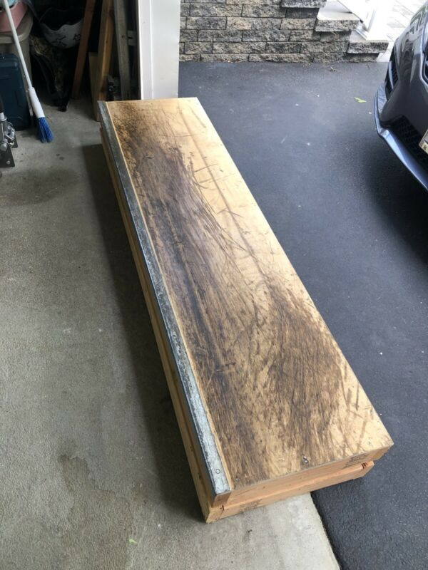 OG Ramps Skateboard Box 8 Inches High 6 Feet Long