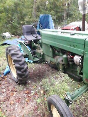 1948-50 John Deere Antique Tractor. Runs Great.