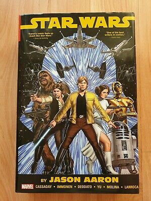Star Wars By Jason Aaron Omnibus (Marvel Comics, Hardcover)