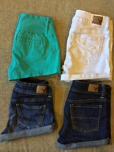 WOMEN'S SHORTS FOR SALE