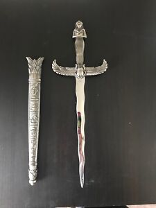Egyptian Queen Fantasy Dagger