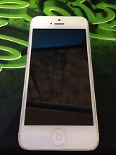 [QUICK SALE] iPhone 5 White 16Gb unlock Springvale Greater Dandenong Preview