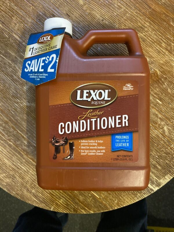 Lexol Leather Conditioner 1liter