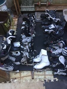Skates and roller blades for sale starting at $20