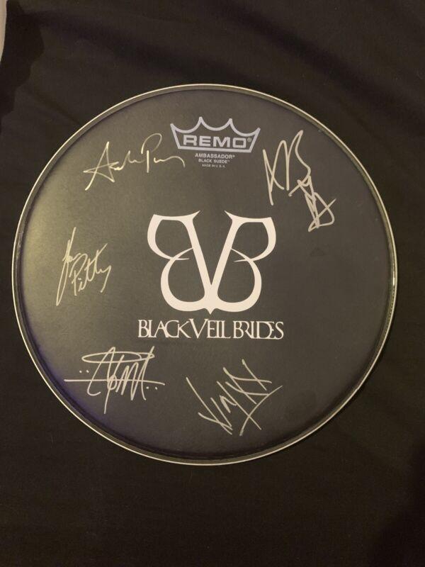 Drumhead Black Veil Brides