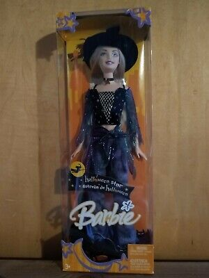 Halloween Star Barbie 27084 16600 (2005)