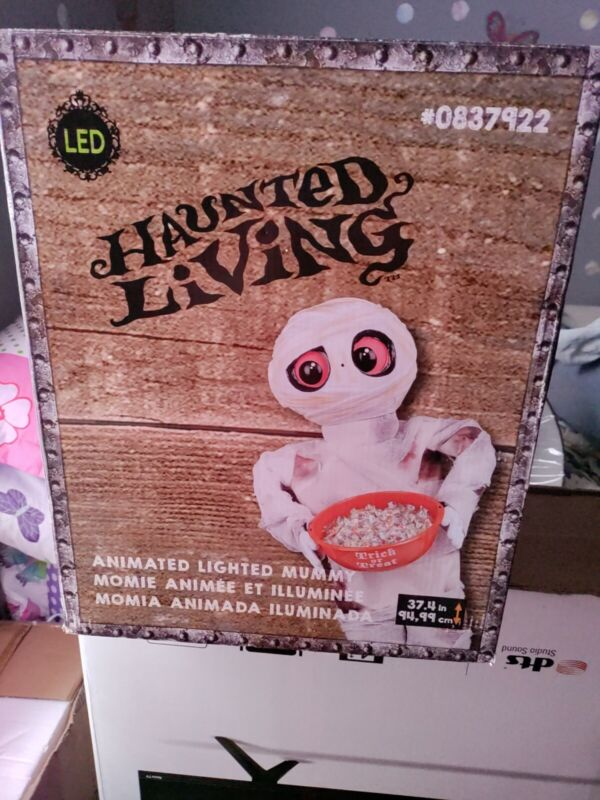 LED Halloween indoor decoration  Brand New in box...Home Depot