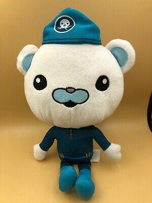 Octonauts Captain Barnacles Polar Bear Plush ABC Kids Soft Stuffed Toy Doll 2015](Captain Barnacles Bear)