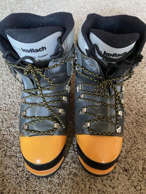 koflach mountaineering boots