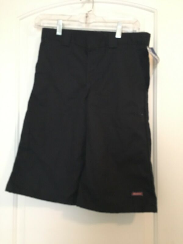 Genuine Dickies Boys Casual Shorts  Sz 16RG/27W Blue