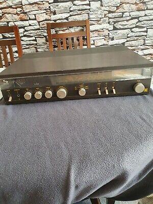 Schneider Team 200 R receiver amplifier Hi-Fi separate vintage tuner amp