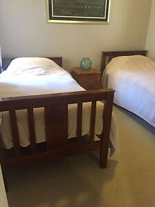 Bunk bed, advertised as singles Yokine Stirling Area Preview