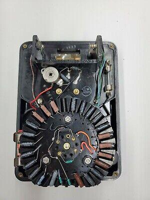 Vintage Triplett Model 630-a Volt - Ohm - Milliammeter W Probes Case Manual