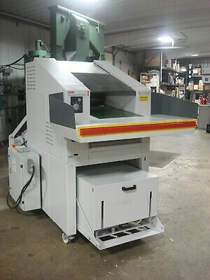 Hsm Sp 5088 Commercial Industrial Shredder Fa500.3 Baler Kp88.1 P-3 Security